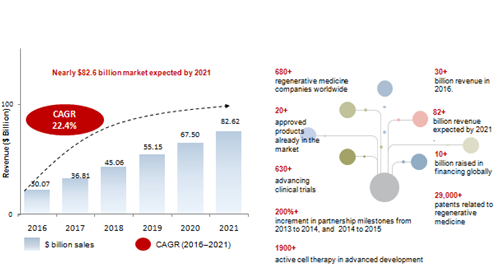 Technology and business trends in regenerative medicine