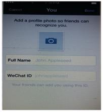 Analysis of WeChat by walk through method - MedCrave online