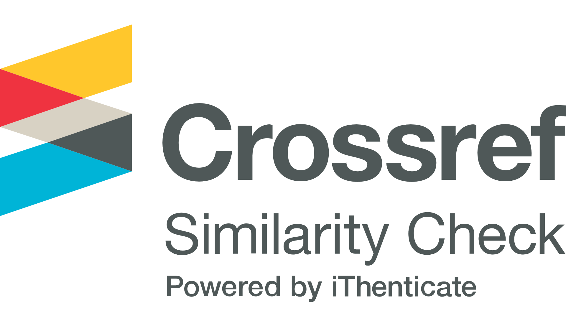 crossref similarity check logo
